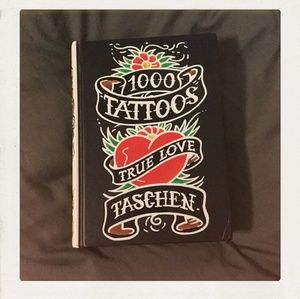 Other - 1000 Tattoos hardcover